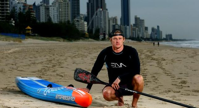 Paddleboard Racing Clinic With Michael Booth