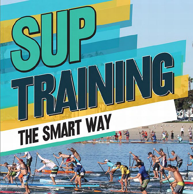 Chase Kosterlitz Stand Up Paddle Training Book