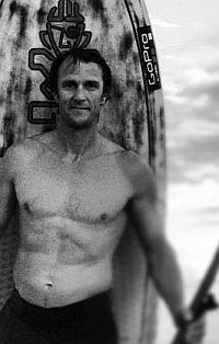 SUP Surf Lesson With Dan Gavere