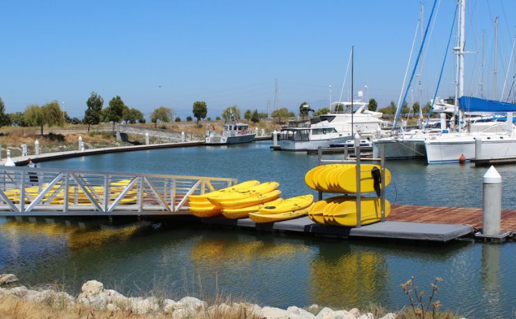 redwood city kayak and stand up paddleboard rentals