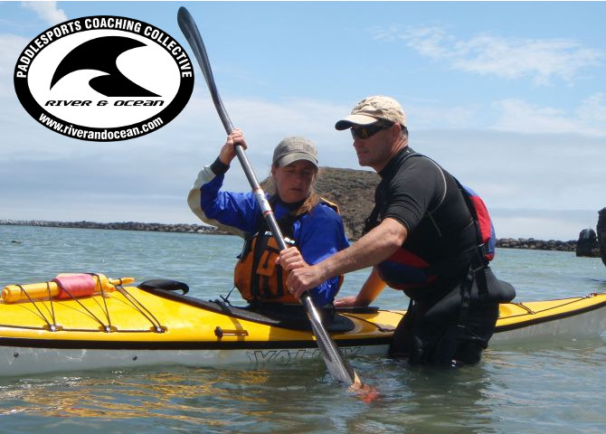 River and Ocean Sea Kayak Classes
