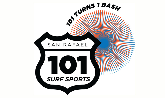 101 Surf Sports 1 Year Anniversary Weekend Party and Expo!
