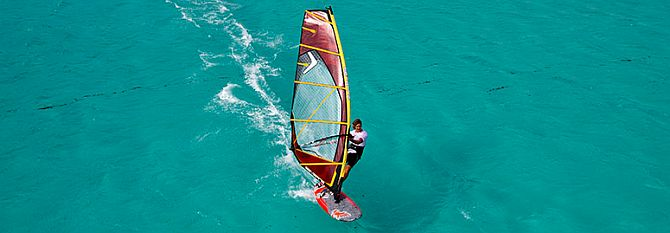 Severne Windsurfing Sails