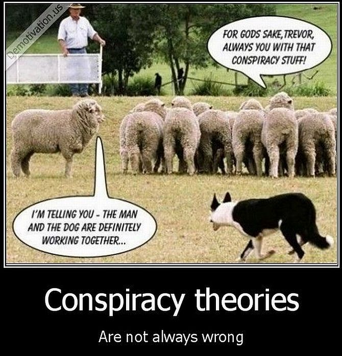 conspiracy threory