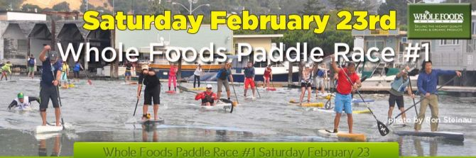 Whole Foods Paddling Race Results 1