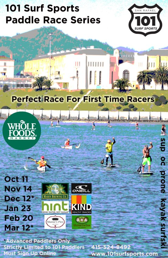 Stand Up Paddleboarding Racing
