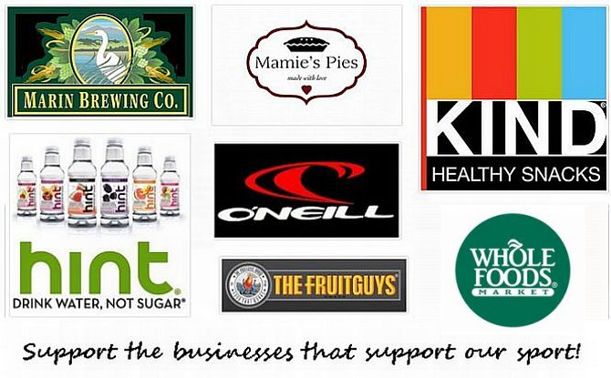 Support the businesses that support our sport