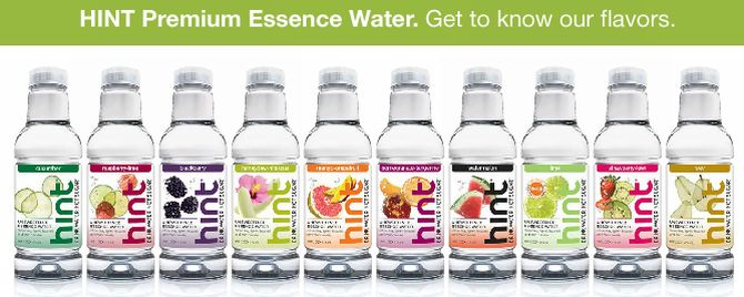 Hint Water Supports Paddle Sports