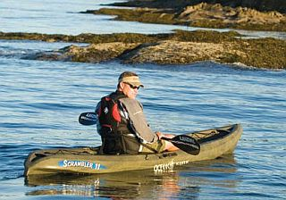 Kayak Rentals and Lesson in San Francisco Bay