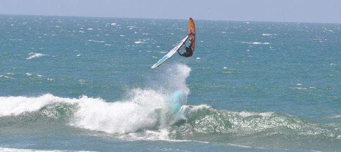 windsurfing is easy to learn and fun to do. This could be you!