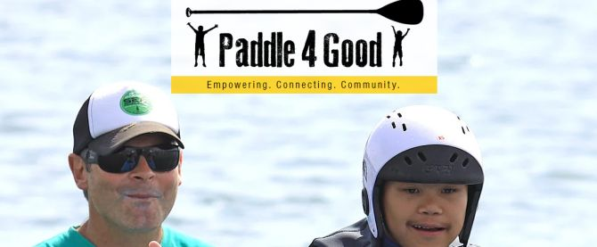 Paddle together