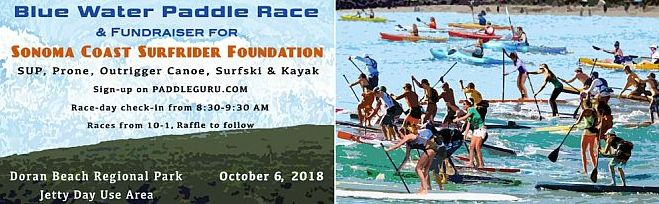 bodega bay paddle race