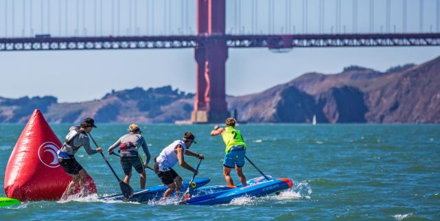 Battle of the Bay San Francisco Bay's Premiere paddle race