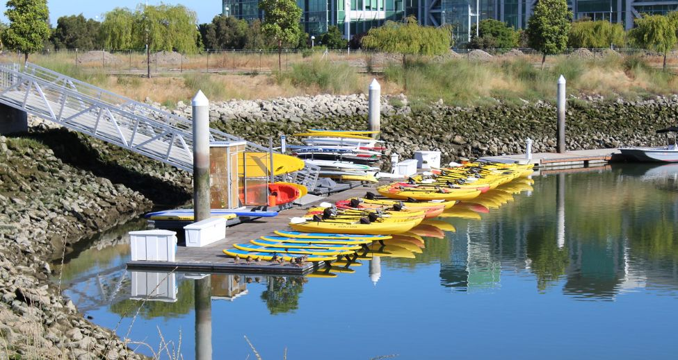 Redwood City Stand Up Paddleboard and Kayak Rentals and Lessons