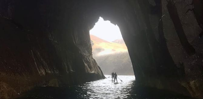 ireland paddle tours