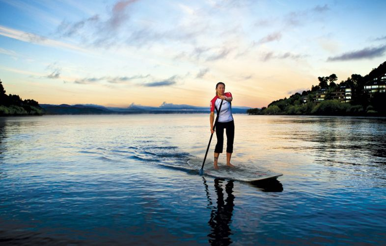 Stand Up Paddling Lessons for San Francisco Bay and San Rafael Marin County