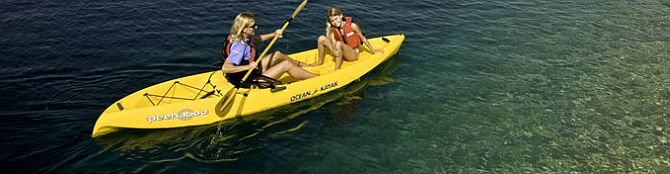 Kayak Rentals Marin County at 101 Surf Sports