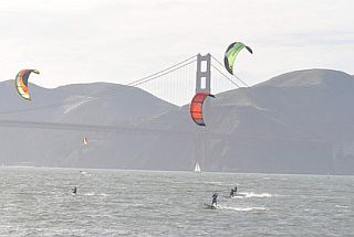 Learn To Kiteboard in San Francisco